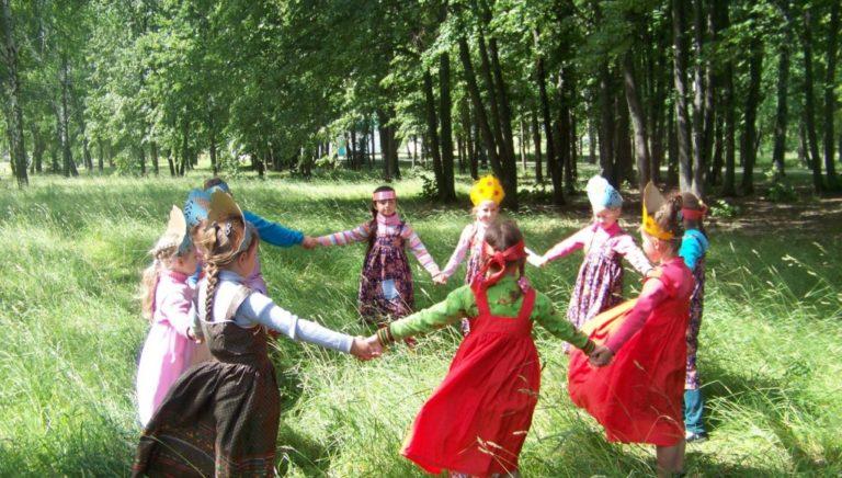 День русских традиций конкурсы